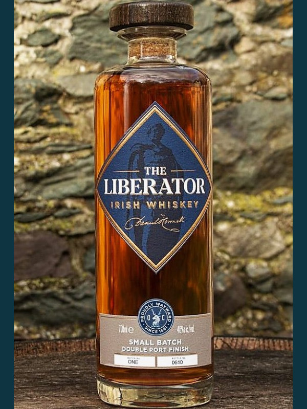 The Liberator Small Batch - Double Port Finish